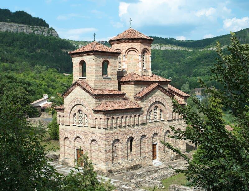 Igreja em Veliko Tarnovo, Bulgária imagens de stock