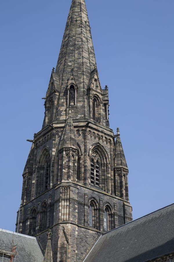 Igreja episcopal da catedral do ` s de St Mary, Edimburgo imagem de stock royalty free