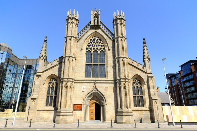 A igreja episcopal de St Mary imagens de stock royalty free