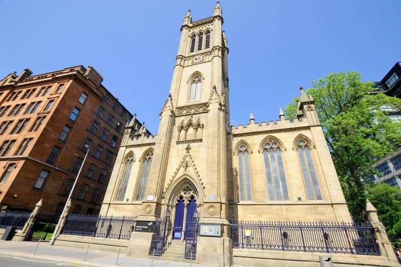 A igreja episcopal de St Mary foto de stock
