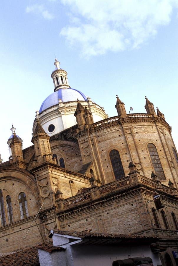 Igreja Equador foto de stock royalty free