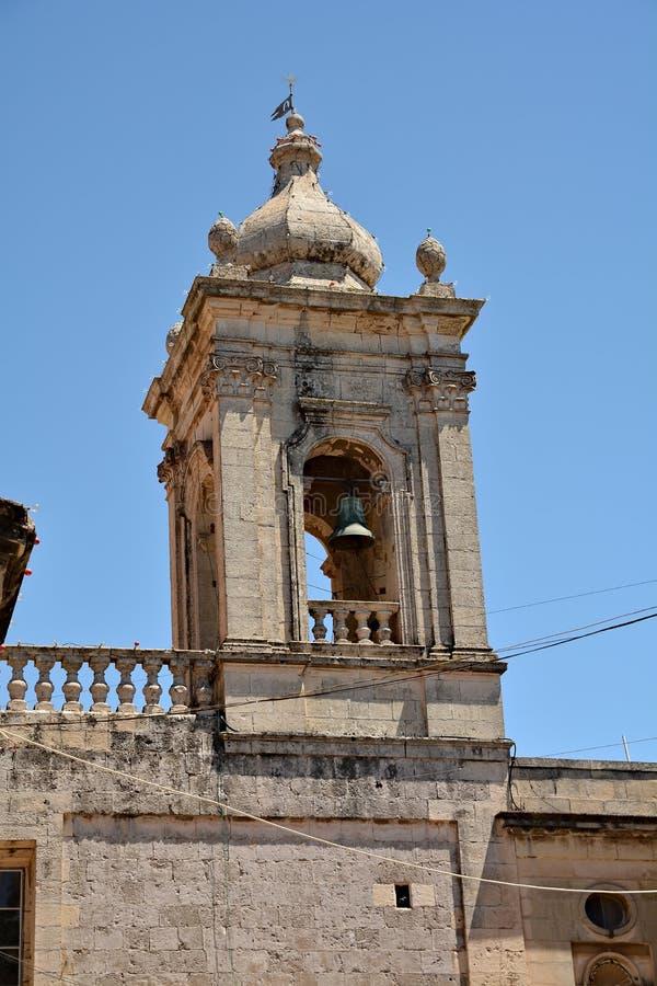 Igreja escolar de St Paul, Rabat foto de stock