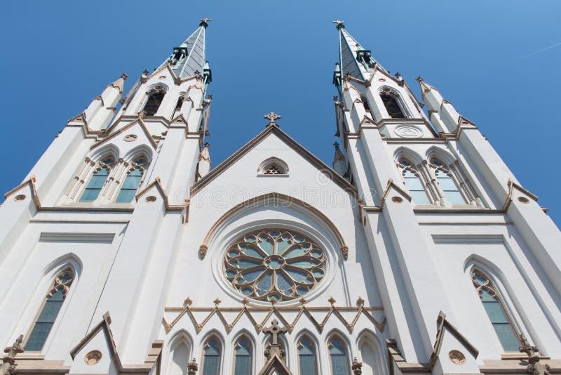 Igreja histórica imagem de stock