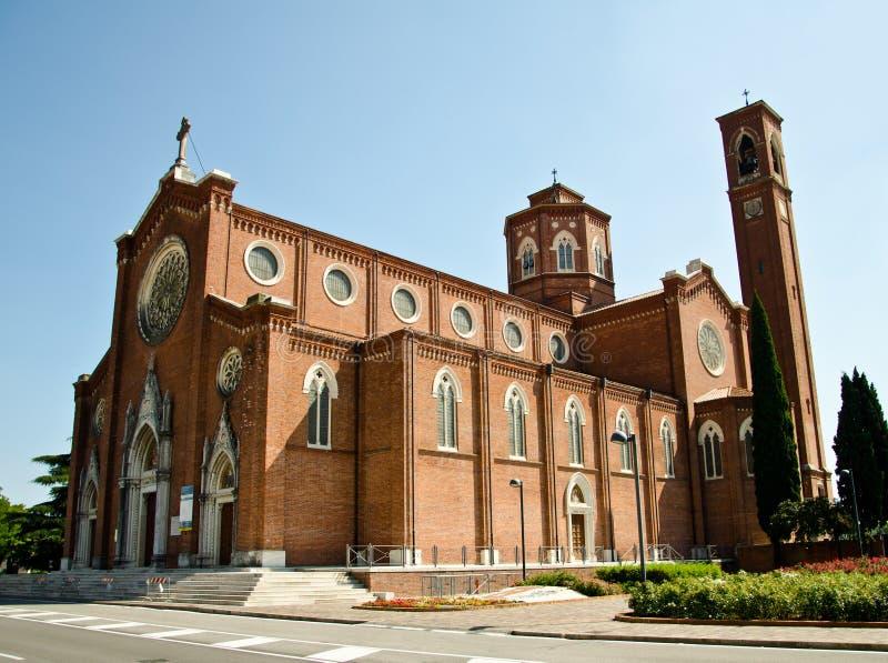 Igreja italiana imagens de stock