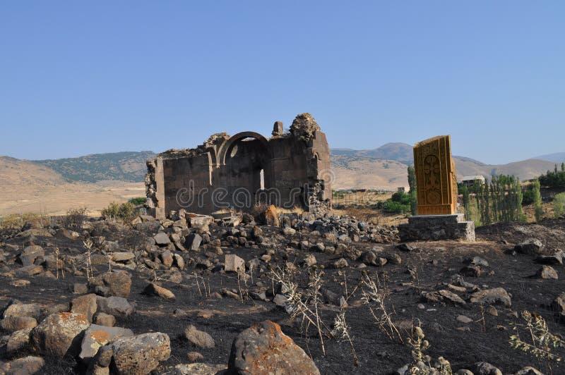 Igreja Kotayk de Gevorg de Saint, Armênia fotografia de stock