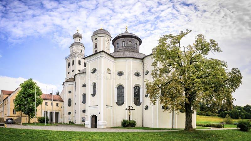 Igreja Maria Birnbaum da peregrinação imagem de stock royalty free