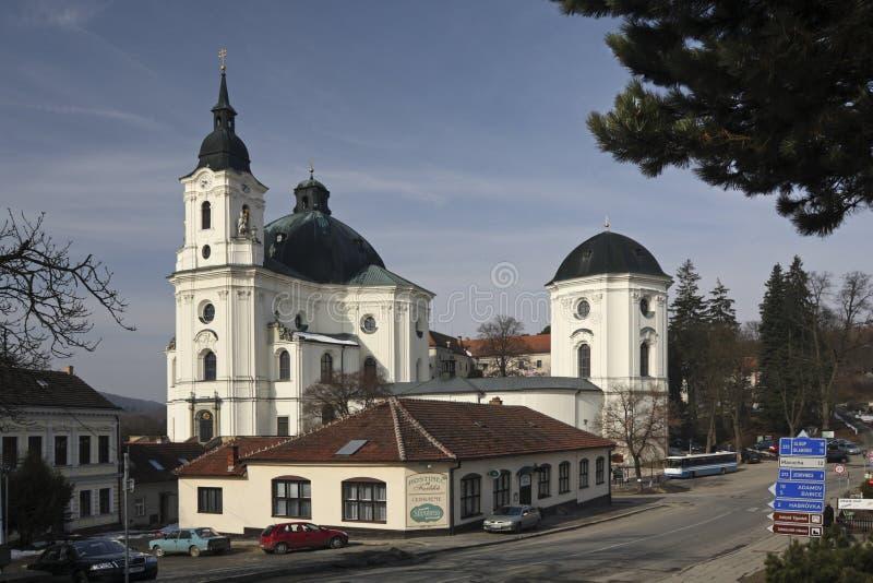 igreja mariana imagens de stock royalty free