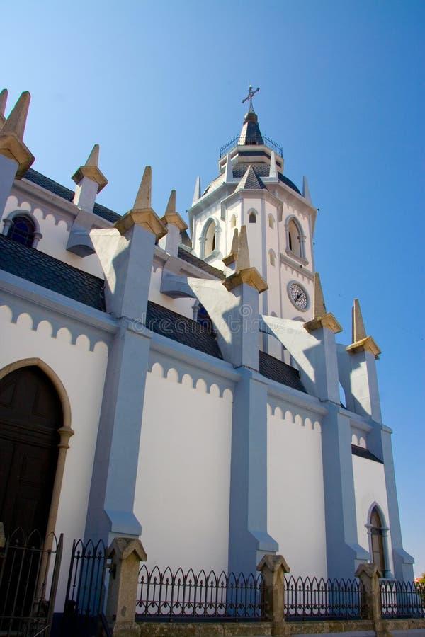 Igreja Matriz Reguengos de Monsaraz, Португалии стоковая фотография rf