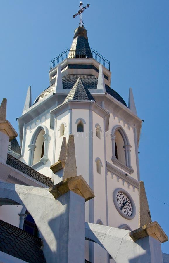 Igreja Matriz van Reguengos DE Monsaraz, Portugal royalty-vrije stock foto