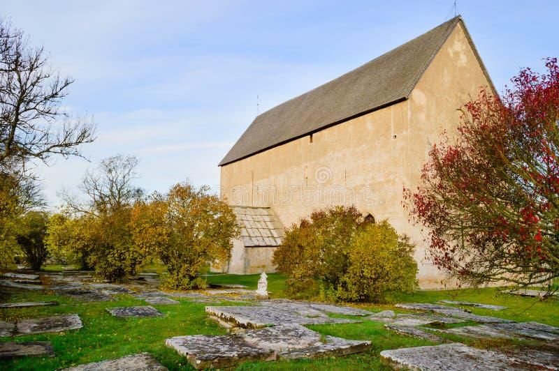 Igreja medieval fotos de stock royalty free