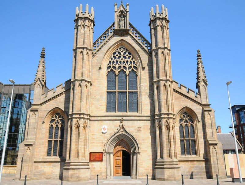 Igreja metropolitana da catedral de St Andrew imagens de stock royalty free