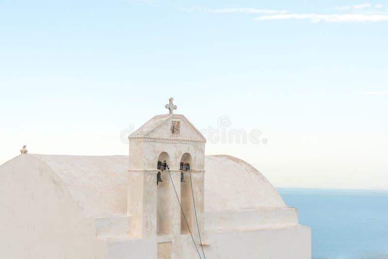 Igreja ortodoxa na ilha de Serifos fotos de stock
