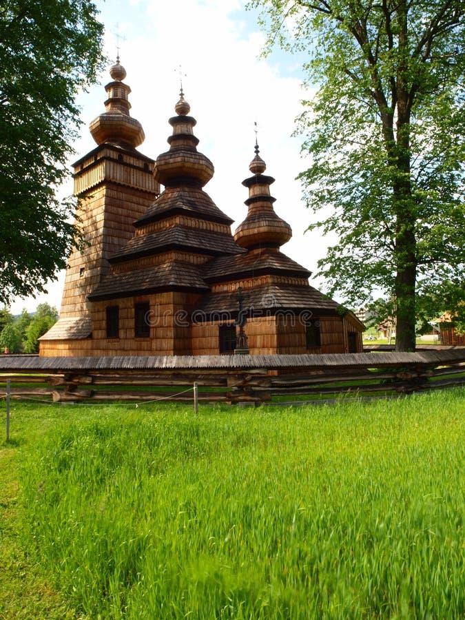 "Igreja ortodoxa no ""de KwiatoÅ imagens de stock royalty free"