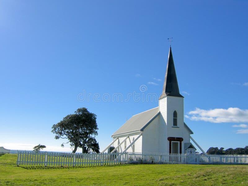 Igreja protestante imagens de stock royalty free