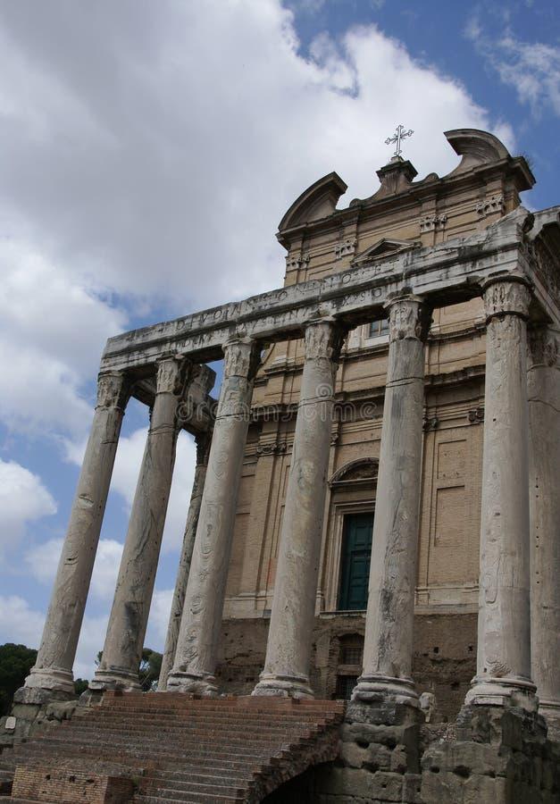 Roman Forum Church