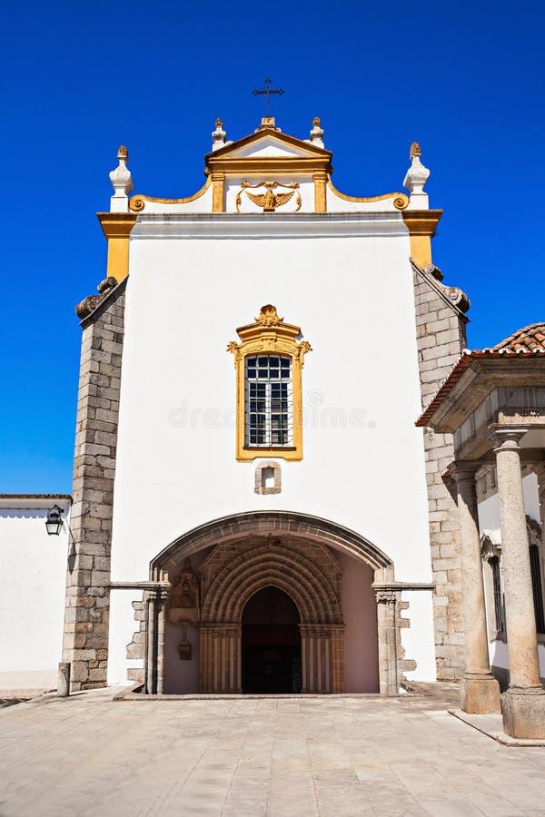 Igreja Sao Joao Evangelista royaltyfria bilder