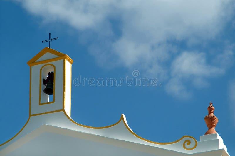 Igreja típica bonita fotos de stock