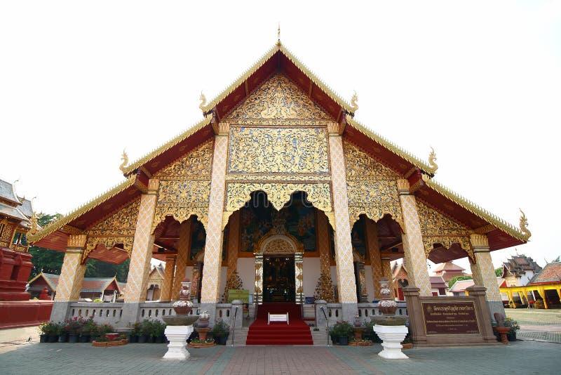 Igreja tailandesa real fotos de stock royalty free