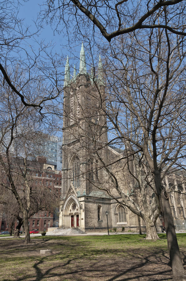 Igreja unida metropolitana imagens de stock royalty free