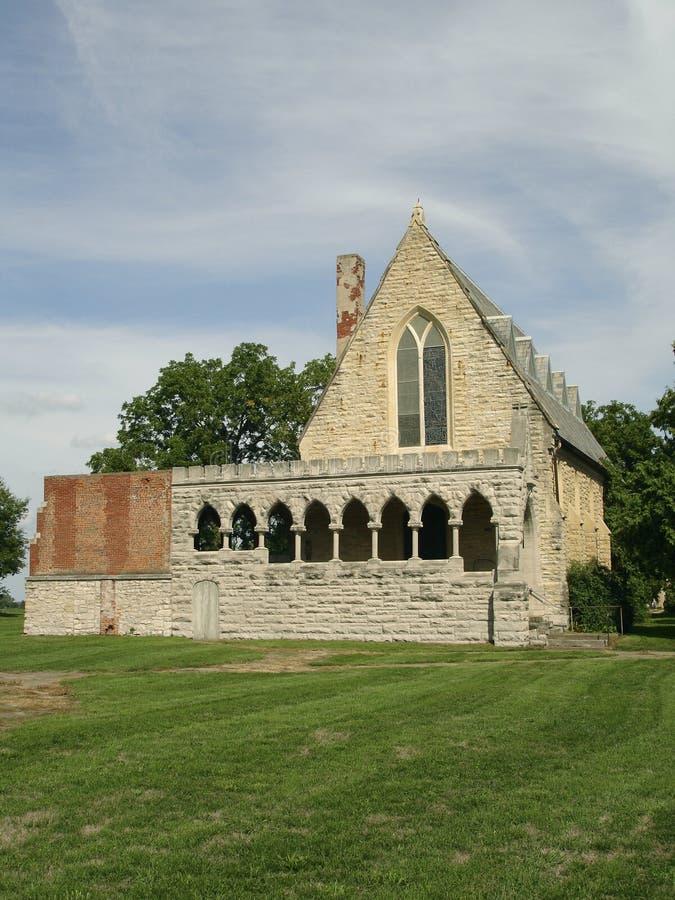 Igreja velha 2 imagens de stock royalty free