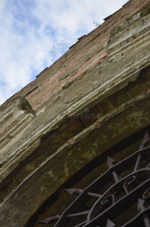 A igreja velha foto de stock royalty free