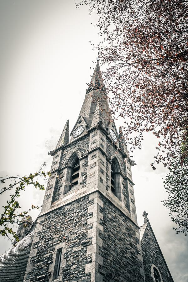 Igreja velha, escocesa, Escócia, Reino Unido foto de stock royalty free