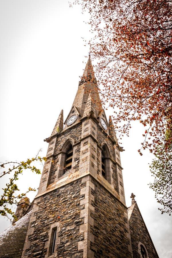 Igreja velha, escocesa, Escócia, Reino Unido fotografia de stock royalty free