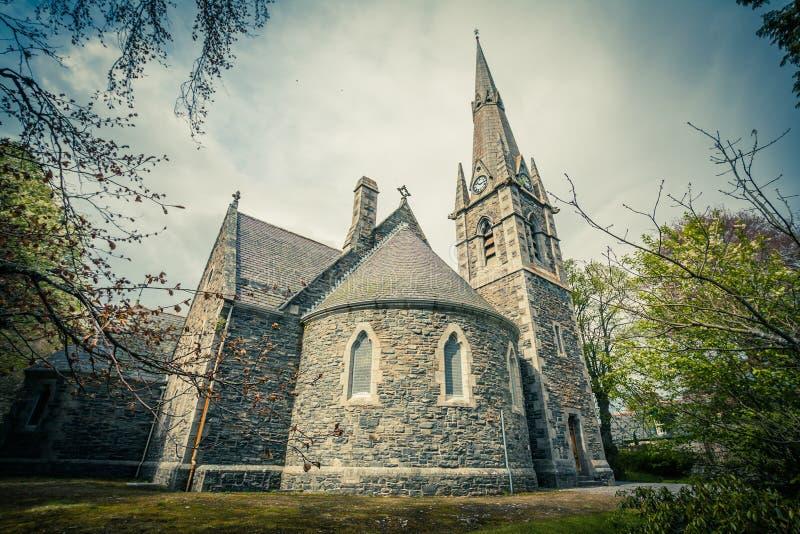Igreja velha, escocesa, Escócia, Reino Unido imagens de stock royalty free
