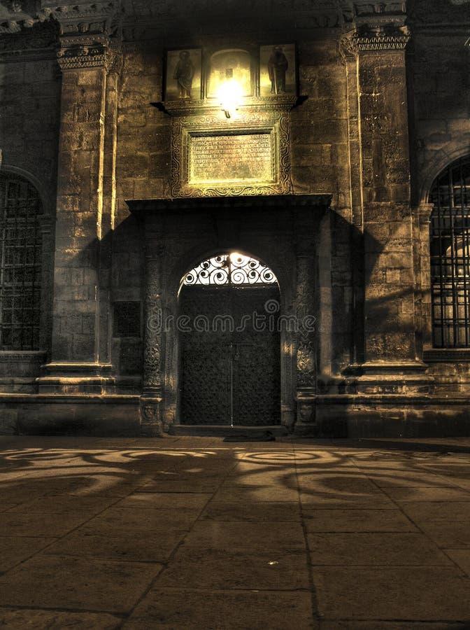Igrejas de Lvov velho fotos de stock