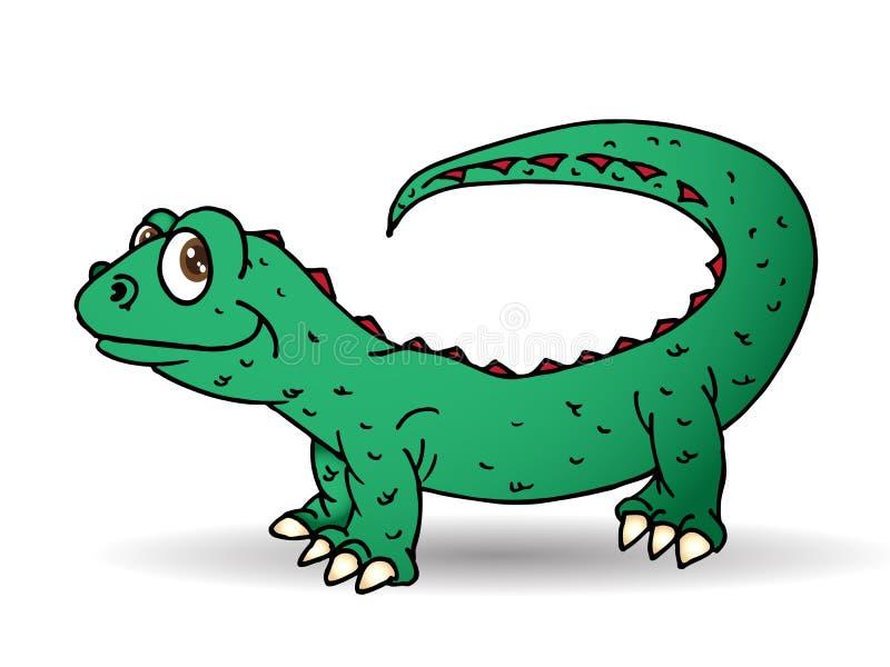 Iguana stock de ilustración