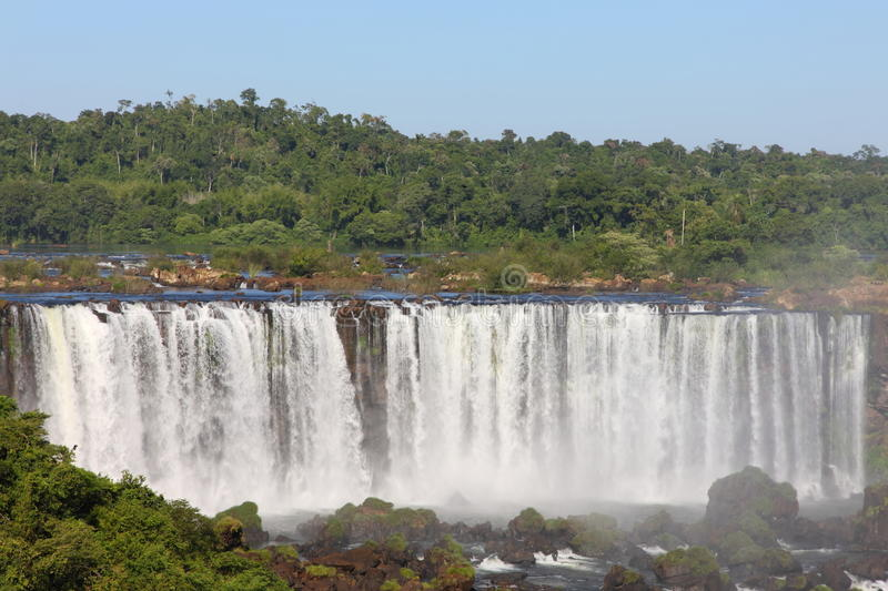 Iguassu royalty free stock image