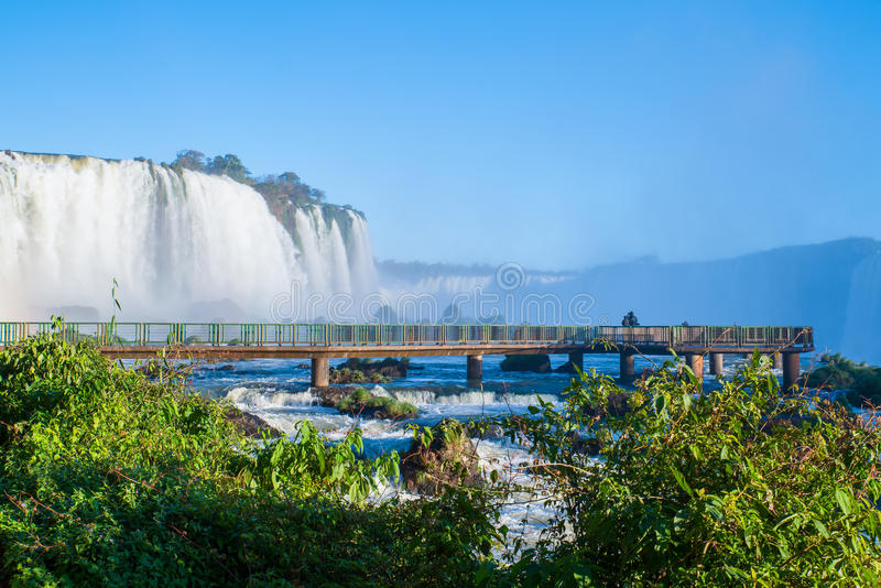 Iguazu stock afbeeldingen