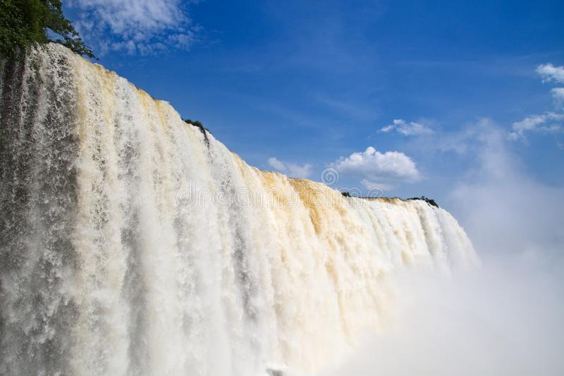 Iguazu Falls foto de archivo