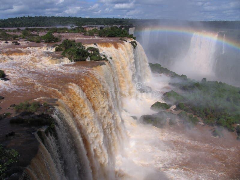 Iguazu Falls image stock