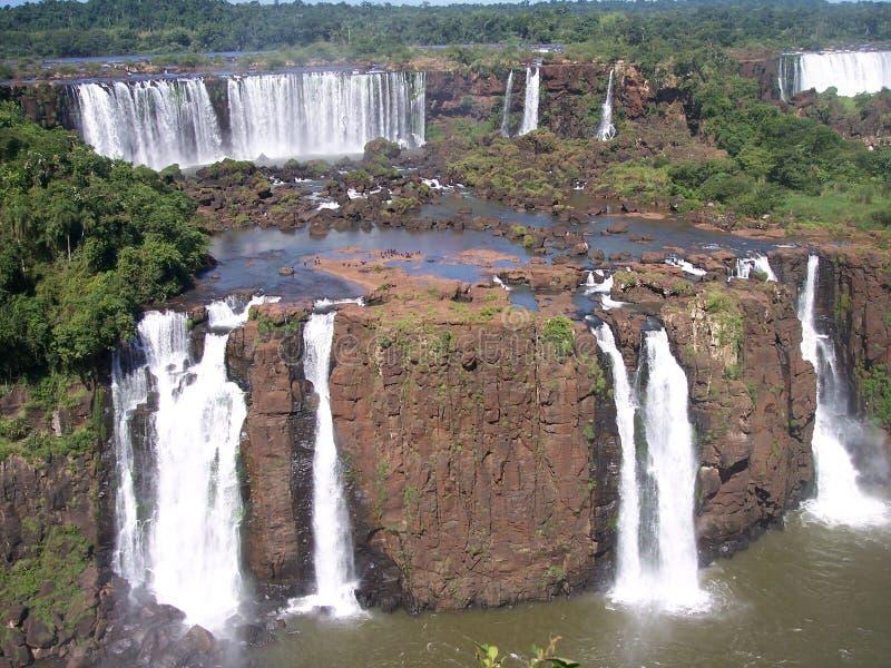 Iguazu Falls - 2 photographie stock libre de droits