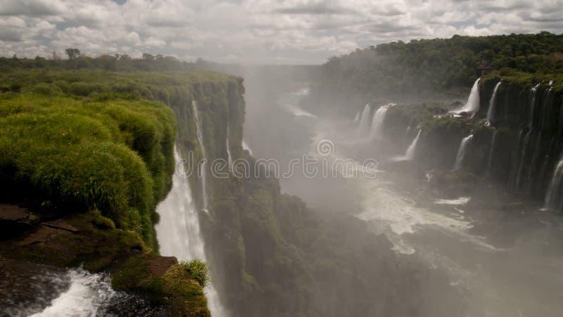 Iguazu Falls arkivfoto