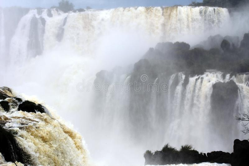Iguazu Falls stockfoto