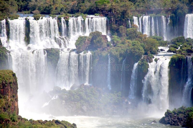 Iguazu Falls stockfotografie