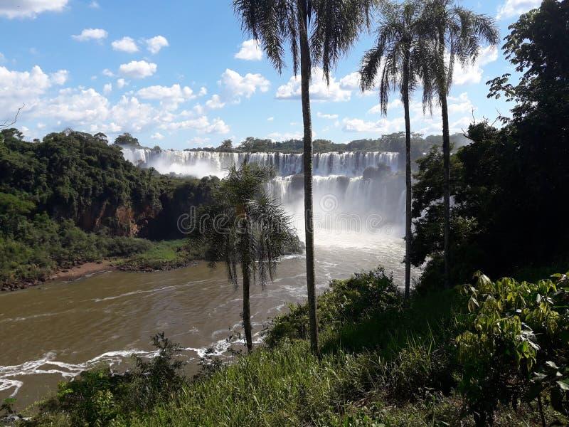Iguazu Falls imagen de archivo