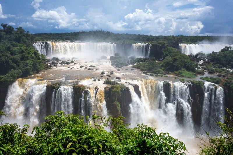 Iguazu Falls fotos de stock