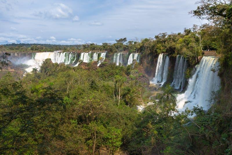 Iguazu Falls (Argentina) stock photo