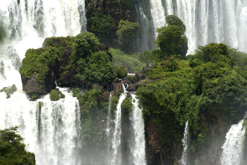Iguazu Falls, Argentine photographie stock