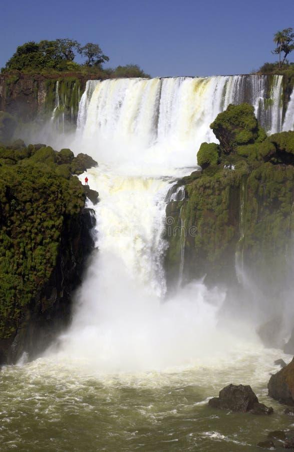 Iguazu Falls - Brazil royalty free stock photos