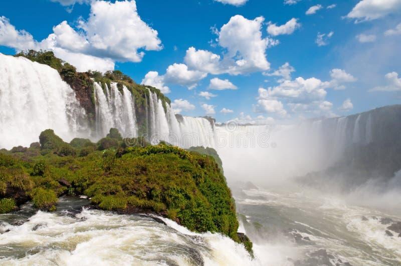 Iguazu Falls la Argentina fotos de archivo