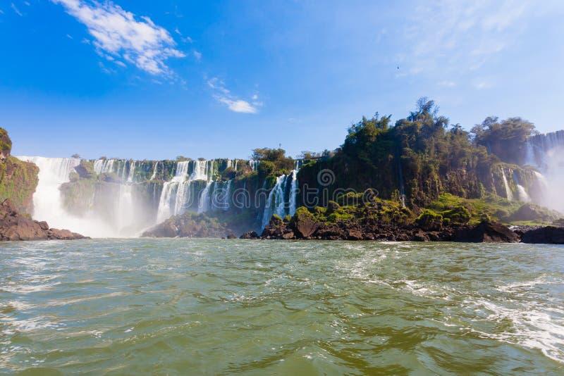 Download Iguazu Falls View, Argentina Stock Photo - Image: 83710126