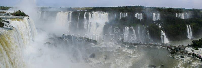 Iguazu Siklawy zdjęcie stock
