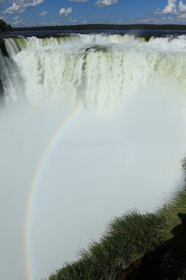 Iguazu Waterfall Stock Photography