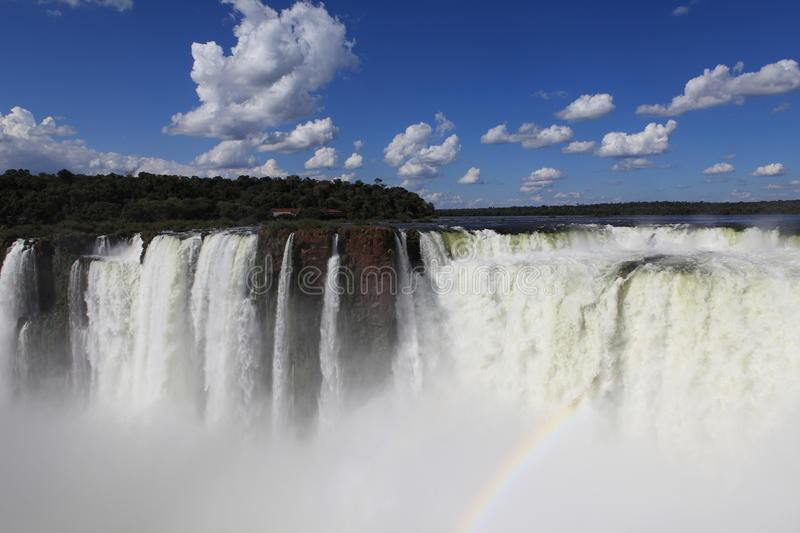 Download Iguazu Waterfall stock image. Image of rainbow, iguasu - 29086197