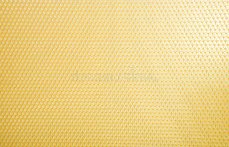 Ihålig geometriskt proportionell honung för textur royaltyfria foton