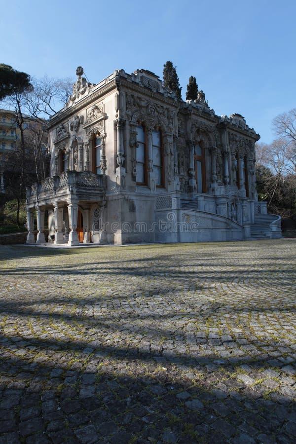 Ihlamur lata pałac fotografia stock